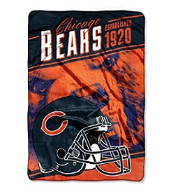 Northwest Company NFL® Chicago Bears Stagger Micro Oversize Throw