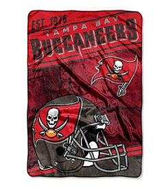 Northwest Company NFL® Tampa Bay Buccaneers Stagger Micro Oversize Throw