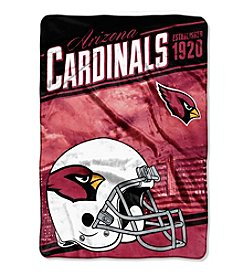 Northwest Company NFL® Arizona Cardinals Stagger Micro Oversize Throw