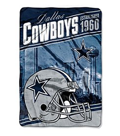 Northwest Company NFL® Dallas Cowboys Stagger Micro Oversize Throw