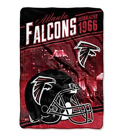 Northwest Company NFL® Atlanta Falcons Stagger Micro Oversize Throw
