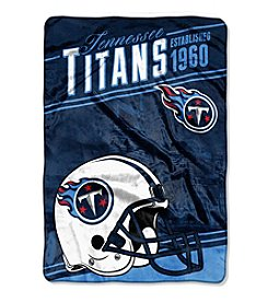 Northwest Company NFL® Tennessee Titans Stagger Micro Oversize Throw