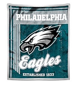 Northwest Company NFL® Philadelphia Eagles Mink Sherpa Throw