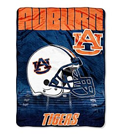 Northwest Company NCAA® Auburn Tigers Overtime Micro Fleece Throw