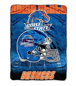 Northwest Company NCAA® Boise State Broncos Overtime Micro Fleece Throw