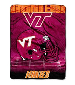 Northwest Company NCAA® Virginia Tech Hokies Overtime Micro Fleece Throw