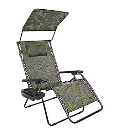 Bliss Hammocks XXL Gravity Free Recliner with Pillow & Tray