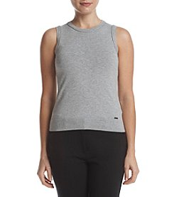 Calvin Klein Petites' Solid Shell