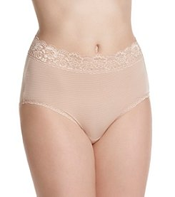 Vanity Fair® Flattering Lace Brief
