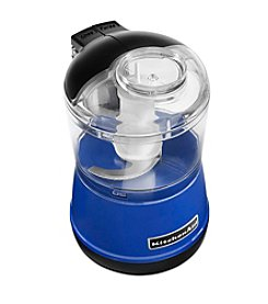 KitchenAid® KFC3511TB 3.5-Cup Twilight Blue Food Chopper