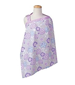 Trend Lab Grace Floral Nursing Cover
