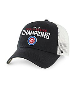 47 Brand® MLB® Chicago Cubs Men's World Series Blue Hill Closer Hat