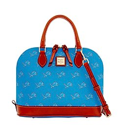Dooney & Bourke® NFL® Detroit Lions Zip Zip Satchel