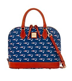 Dooney & Bourke® NFL® New England Patriots Zip Zip Satchel
