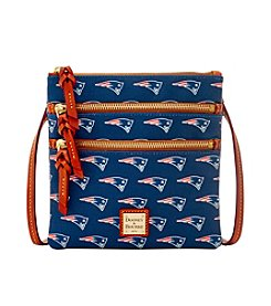Dooney & Bourke® NFL® New England Patriots Triple Zip Crossbody