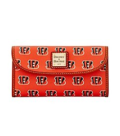 Dooney & Bourke® NFL® Cincinnati Bengals Continental Clutch