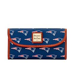 Dooney & Bourke® NFL® New England Patriots Continental Clutch