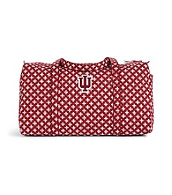 Vera Bradley® NCAA® Indiana Hoosiers Large Duffel Travel Bag