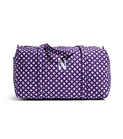 Vera Bradley® NCAA® Northwestern Wildcats Large Duffel Travel Bag