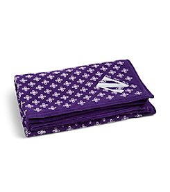 Vera Bradley® NCAA® Northwestern Wildcats XL Throw Blanket