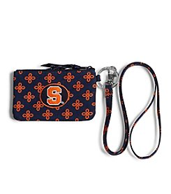 Vera Bradley® NCAA® Syracuse Orange Zip ID Lanyard