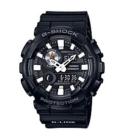 G-Shock Men's Black Analog-Digital