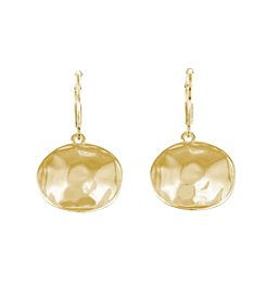 Gloria Vanderbilt™ Drop Earrings