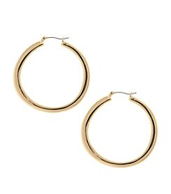 Gloria Vanderbilt™ Hoop Earrings