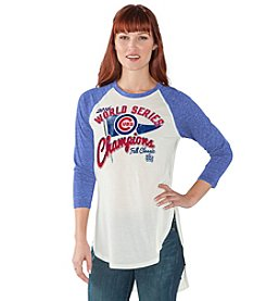 Majestic® MLB® Chicago Cubs Women's Tailgate Tee