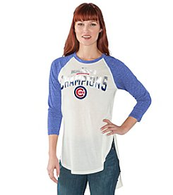 Majestic MLB® Chicago Cubs Women's Tailgate Tee