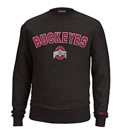 J. America® NCAA® Ohio State Buckeyes Men's Crew Neck Sweatshirt
