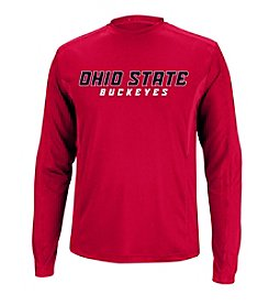 J. America® NCAA® Ohio State Buckeyes Men's Long Sleeve Tee