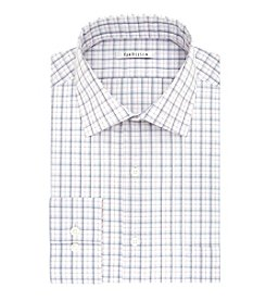 Van Heusen® Men's Big & Tall Plaid Spread Collar Dress Shirt