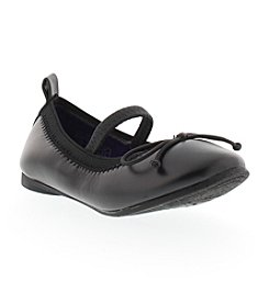 Kenneth Cole Girls' Copy Tap Flats
