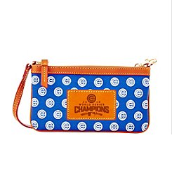 Dooney & Bourke® MLB® Chicago Cubs World Series Wristlet