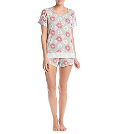 Zoe&Bella @BT Daisy Pajama Short Set