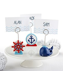 Kate Aspen Set of 12 Nautical Assorted Place Card Holders