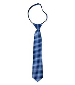 Statements Boys' Diamond Zipper Tie