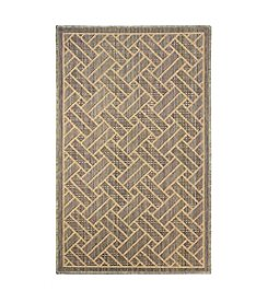 Bacova® Weave Print Accent Rug