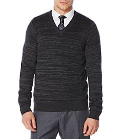 Perry Ellis® Men's Variagated Sweater
