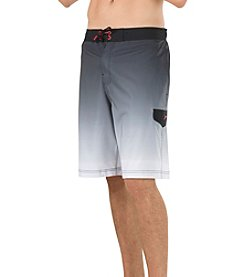 Speedo® Men's Engineered Ombre Swim Trunks