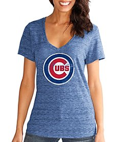 G III MLB® Chicago Cubs Women's Jersey Tee