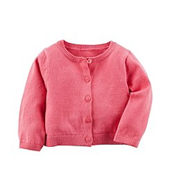 Carter's® Baby Girls' Long Sleeve Cardigan