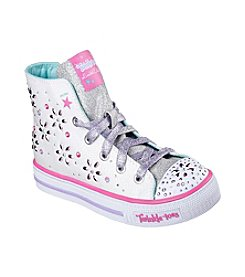 Skechers® Girls' Twinkle Toes Shuffles Shoe