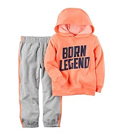 Carter's® Baby Boys' 2-Piece Hoodie and Joggy Set