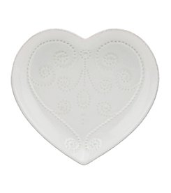 Lenox® French Perle Heart Dish