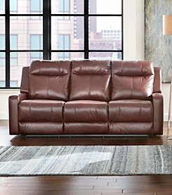 Palliser® Redwood Power Reclining Sofa With Power Headrest