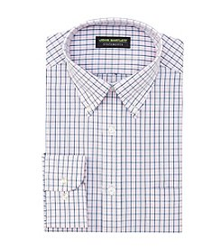 John Bartlett Statements Men's Fitted Button Down Collar Dress Shirt
