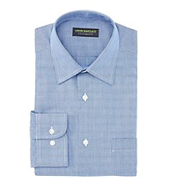 John Bartlett Statements Men's Regular Fit Spread Collar Dress Shirt
