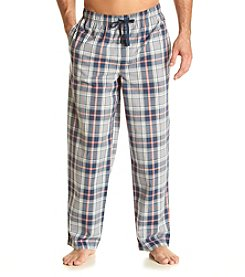 John Bartlett Statements Men's Woven Plaid Sleep Pant